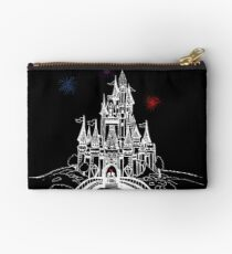 Mouse in Love at Midnight Studio Pouch