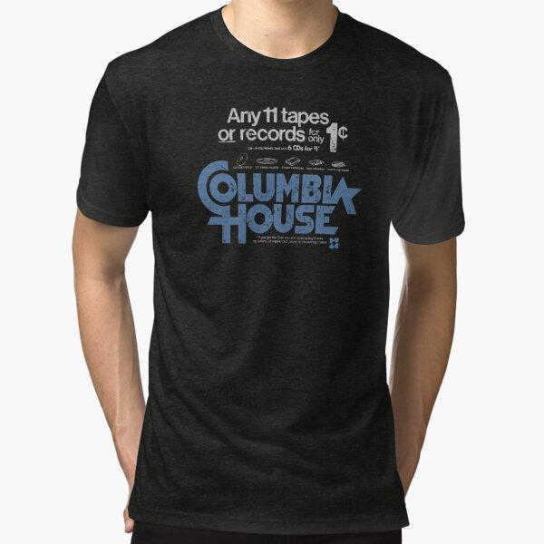 Columbia House Tri-blend T-Shirt