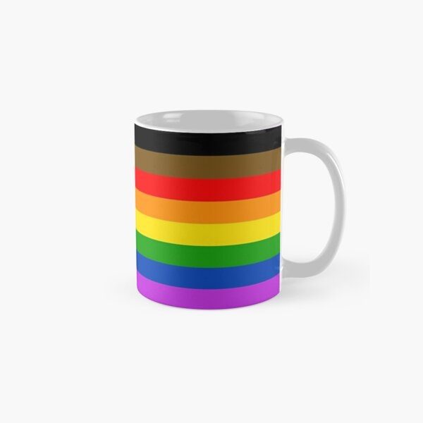 Philly Pride Flag Classic Mug