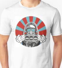 Dragster POP ART T-Shirt