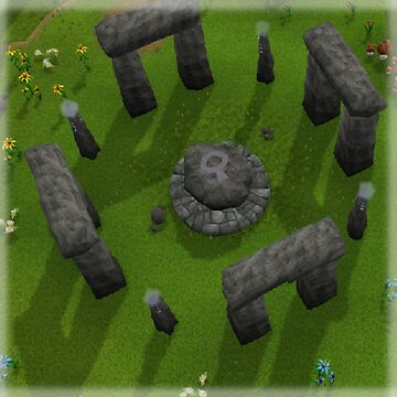 Nature Altar by CullenGames