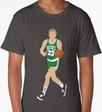 Larry Bird Long T-Shirt
