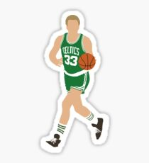 Larry Bird Sticker