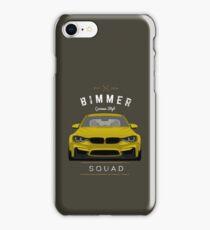 Bimmer Squad iPhone Case/Skin