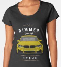 Bimmer Squad Women's Premium T-Shirt