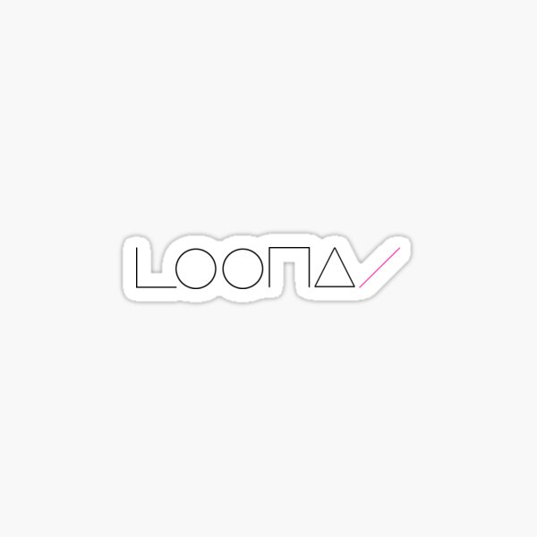 LООПΔ Sticker
