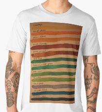 Colour Men's Premium T-Shirt
