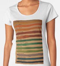 Colour Women's Premium T-Shirt