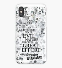 Paarthurnax Quote iPhone Case/Skin