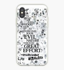 Paarthurnax Quote iPhone Case