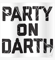 Party  On Poster