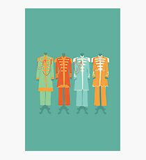 The Beatles - Sgt Peppers Lonely Hearts Club Band Photographic Print