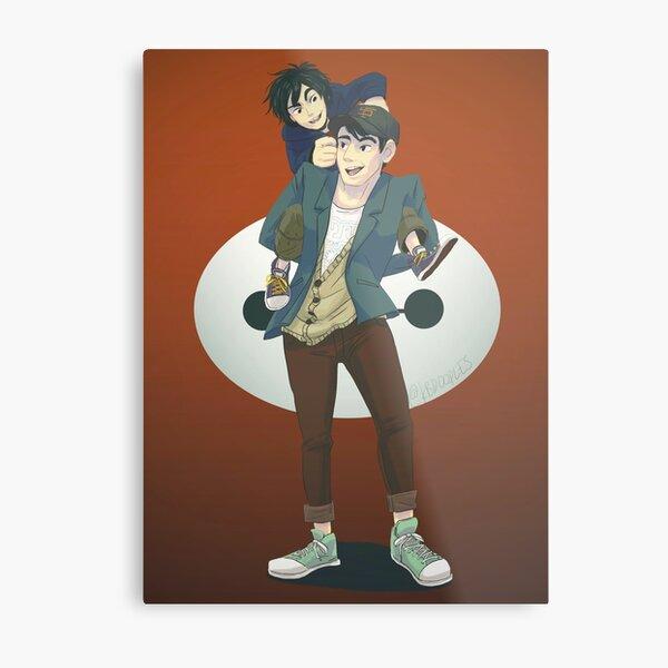 Tadashi is here! Metal Print