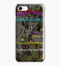 Varrock West Bank iPhone Case/Skin