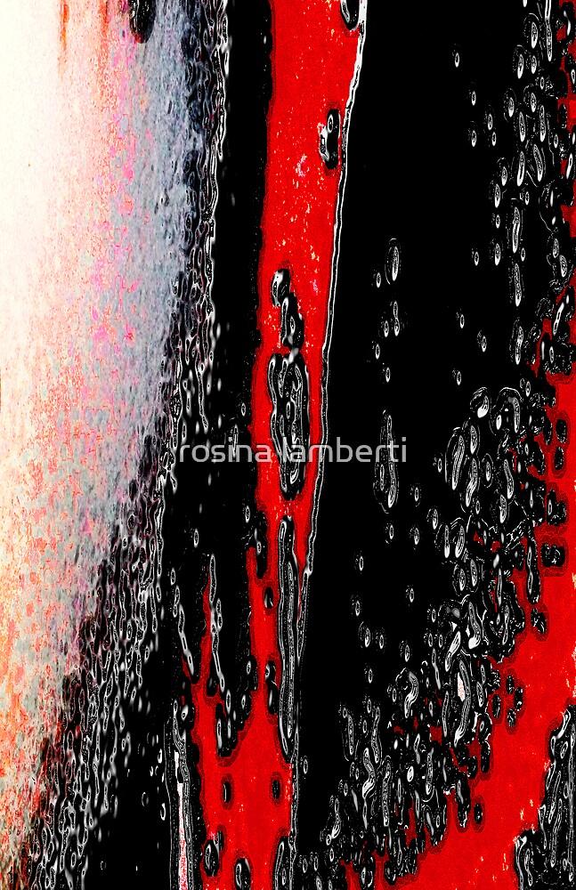 Wretchedness  by Rosina  Lamberti