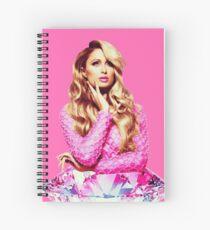 Diamond Girl Spiral Notebook