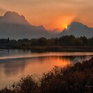Oxbow Evening by Charlene Aycock