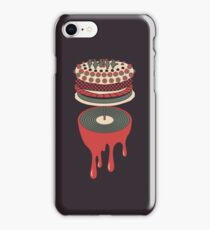 Let It Bleed - Rolling Stones Cake Design iPhone Case/Skin
