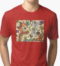 Creepy Crawlies Tri-blend T-Shirt