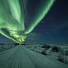 Endless road by Frank Olsen