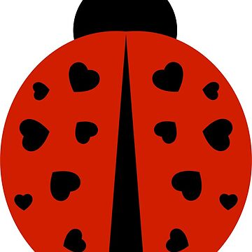 ladybug love by asyrum