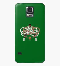 Gnarly Kyrie Celtics Case/Skin for Samsung Galaxy