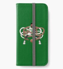 Gnarly Kyrie Celtics iPhone Wallet/Case/Skin