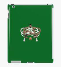 Gnarly Kyrie Celtics iPad Case/Skin