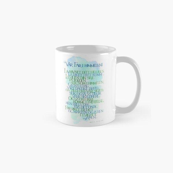 Vår Far i himmelen Classic Mug