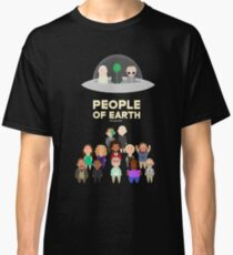 People of Earth Classic T-Shirt