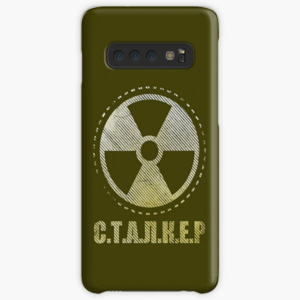 Loner Faction Patch Samsung Galaxy Snap Case
