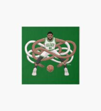 Gnarly Kyrie Celtics Art Board