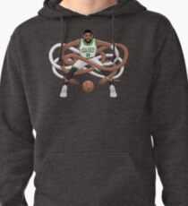 Gnarly Kyrie Celtics Pullover Hoodie