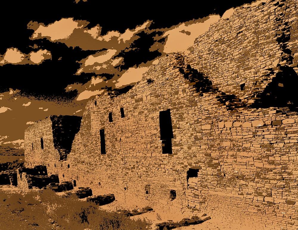 Pueblo Bonito by John Kardys