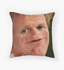 Gordon Ramsay Throw Pillow