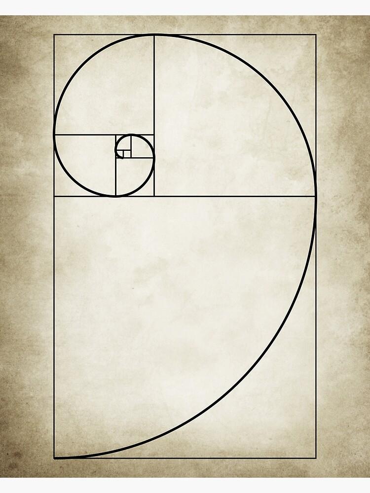 Mathematical Golden Ratio by Goshadron