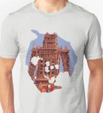 Radiohead - Burn the Witch Wicker Man (Blue) T-Shirt