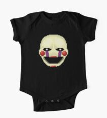 Five Nights at Freddy's 2 - Pixel art - Marionette One Piece - Short Sleeve