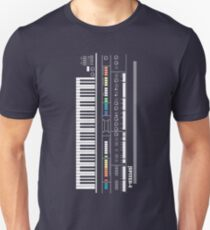 Synthesizer - Jupiter 8 | Retro | Music Producer | Synth T-Shirt