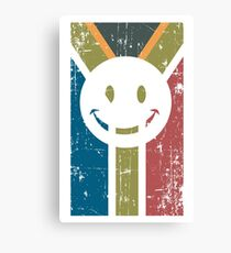 South African Smile Canvas Print