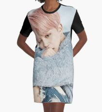 Jimin BTS T-Shirt Kleid
