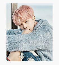Jimin BTS Photographic Print