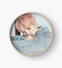 Jimin BTS Clock