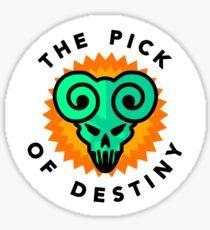 The PoD Sticker