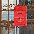Swedish Post Box by CreativeEm