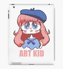 ART KID iPad Case/Skin