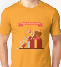 Happy Valentine's Day Greeting Cards T-Shirt