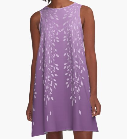 AFE Wisteria  A-Line Dress