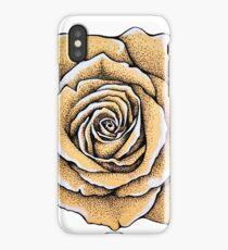 Beautiful rose flower iPhone Case/Skin