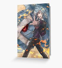 Pokemon - Steven Stone Greeting Card